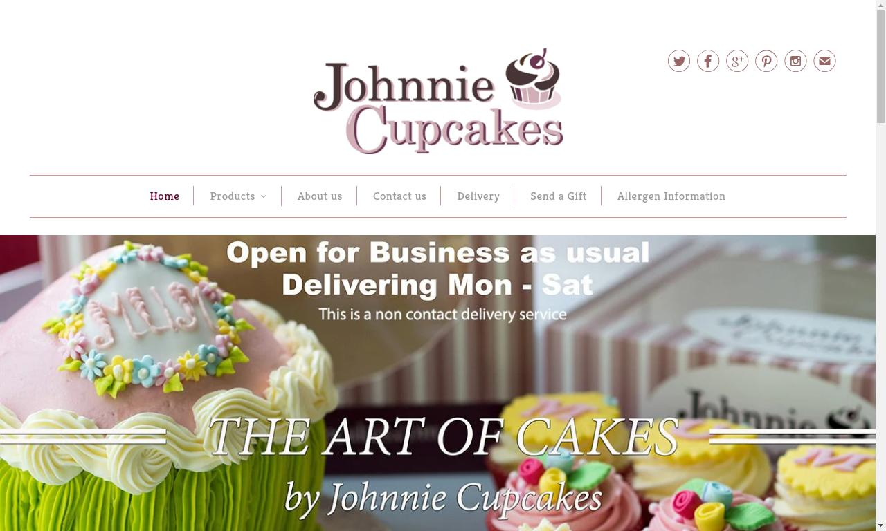 Johnniecupcakes.ie 1